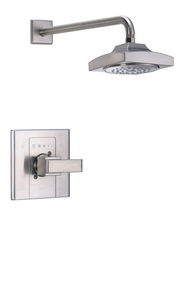Garniture de la douche Arzo Monitor Scald-Guard