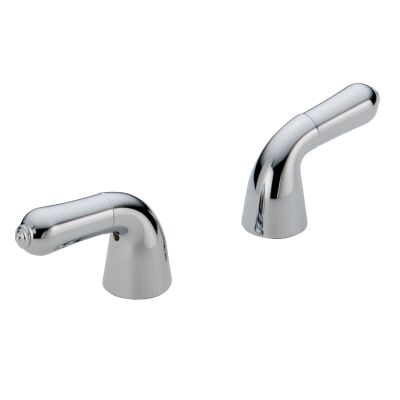 Handles For 4-Pc Roman Tub Chrome