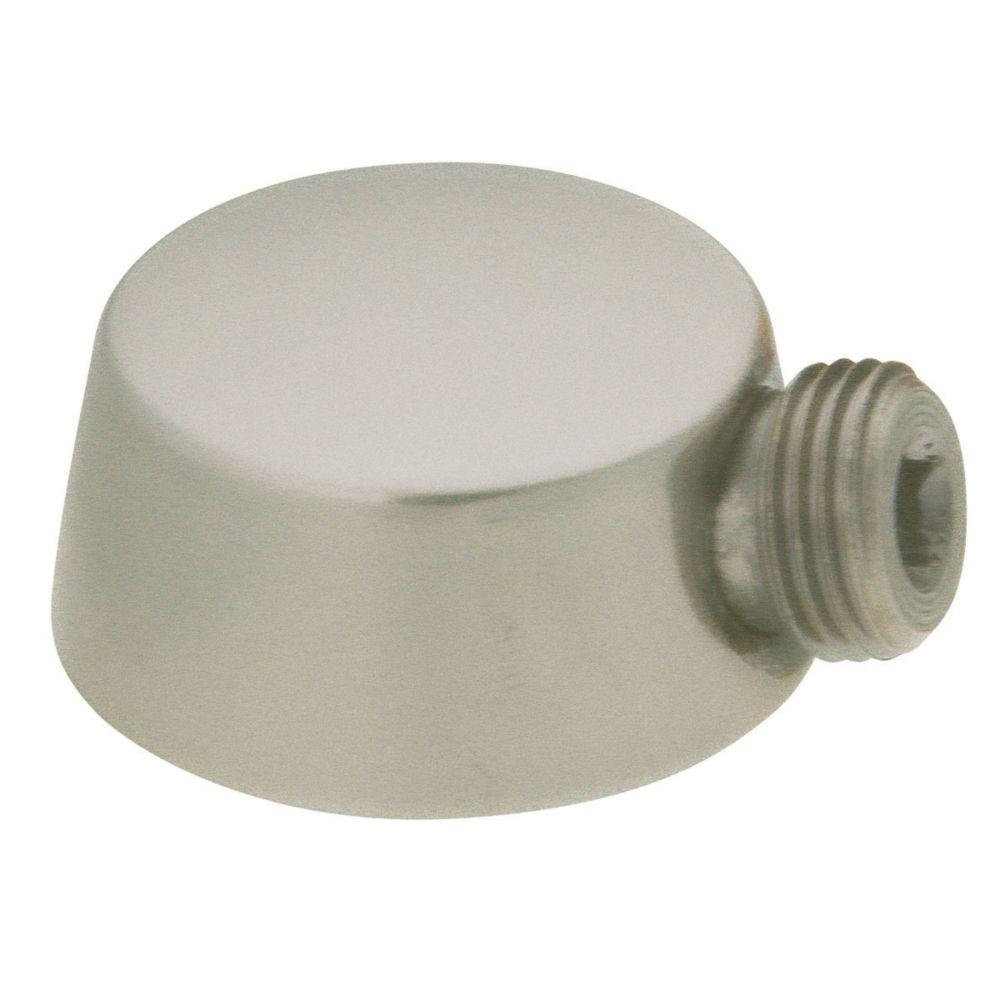 Moen Coude de montage pour la douche à main 3867 (coude de montage seul.) - fini nickel brossé