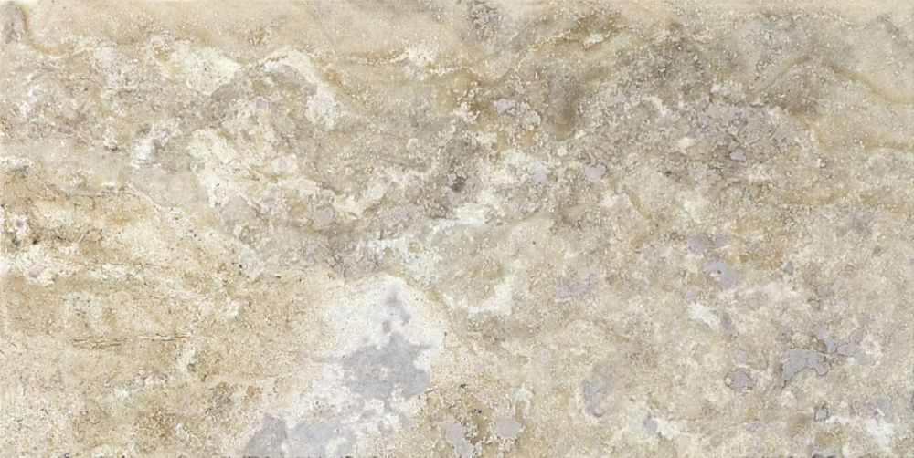 Filled & Honed Picasso Travertine - 3 Inches x 6 Inches -( 5.5 Sq. Ft./Case)