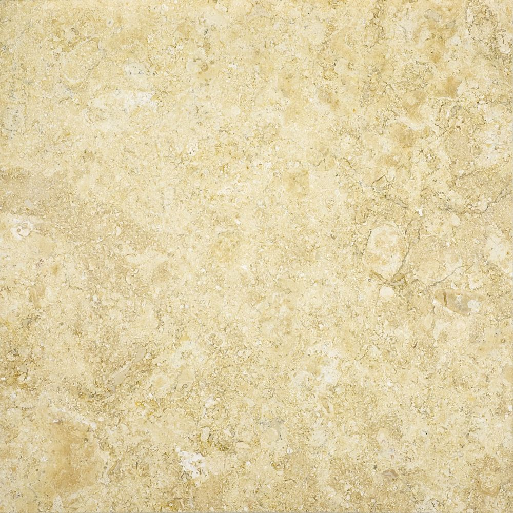 "18""x18"" Honed Sahara Gold Limestone (4 pcs / 9.00 sqft per box)"