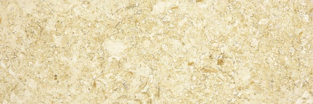 Honed Sahara Gold Limestone - 6 Inches x 18 Inches -( 9 Sq. Ft./Case)