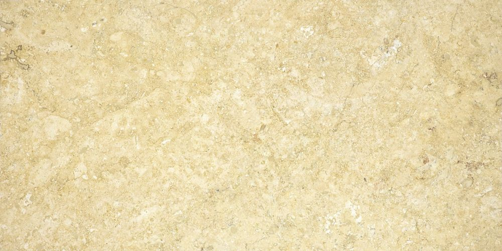 12-Inch x 24-Inch Honed Sahara Gold Limestone Tile (8 sq. ft./case)