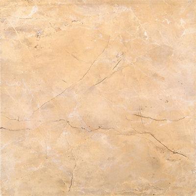 Eliane Assiria Marfim Inch X Inch Glazed Ceramic Floor And - 13 inch floor tiles
