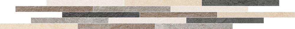 Kraft Color 1.5 Inch x 16 Inch Porcelain Floor & Wall Listello Tile