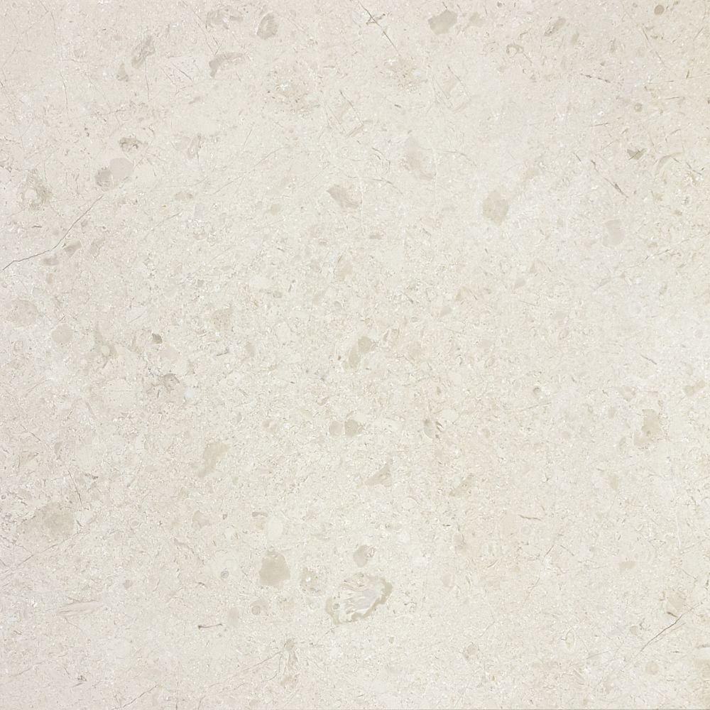 Honed Berkshire Crema Marble - 18 Inches x 18 Inches -( 9 Sq. Ft./Case)