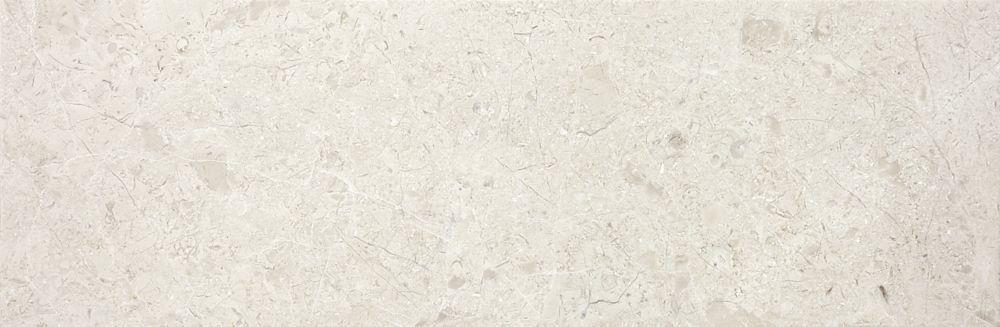 Marbre Berkshire Crema poli de 6po × 18po