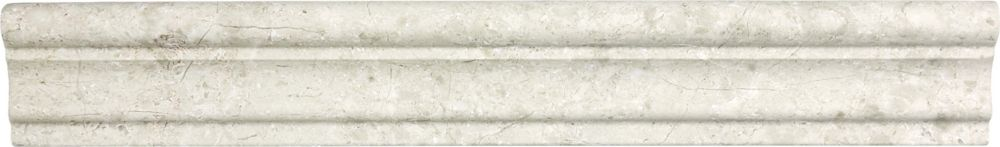 2-Inch x 12-Inch Honed Berkshire Crema Aspendos Chair Rail