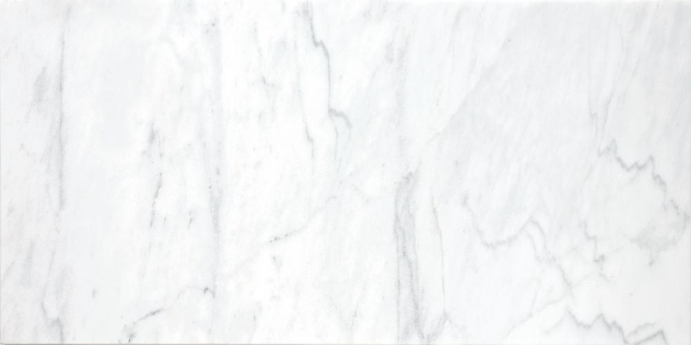 12-Inch x 24-Inch Honed Bianco Venatino Marble (8 sq. ft./case)