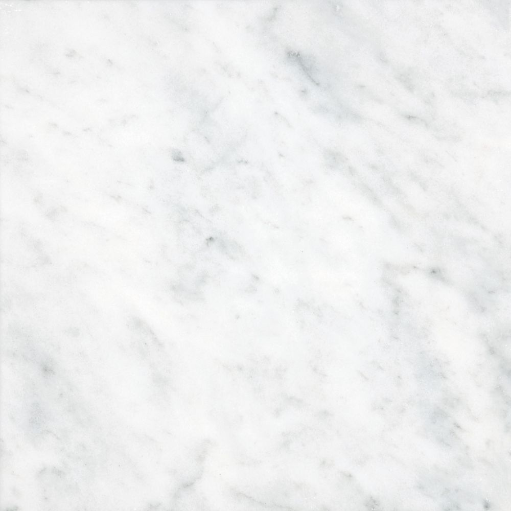 6-Inch x 6-Inch Polished Bianco Venatino Marble (5.5 sq. ft./case)
