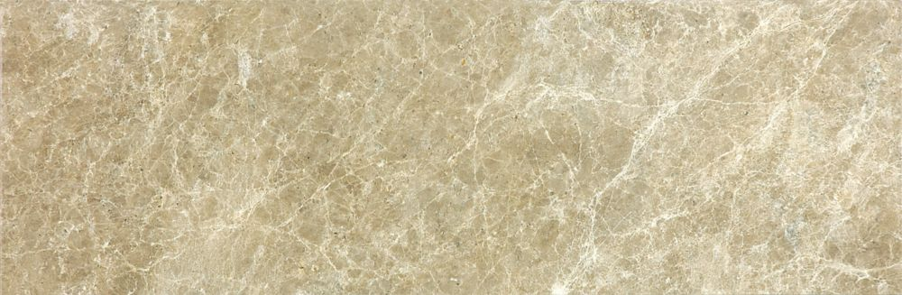 6-Inch x 18-Inch Polished Emperador Light Marble (9 sq. ft./case)