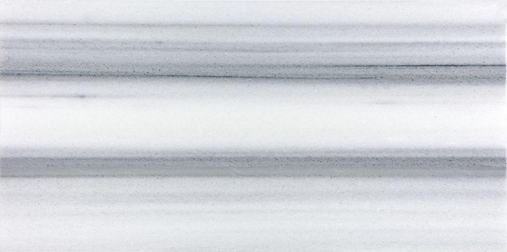 Marbre Fluid à finition mate de 12 po × 24 po -( 8 pi. carré par caisse)