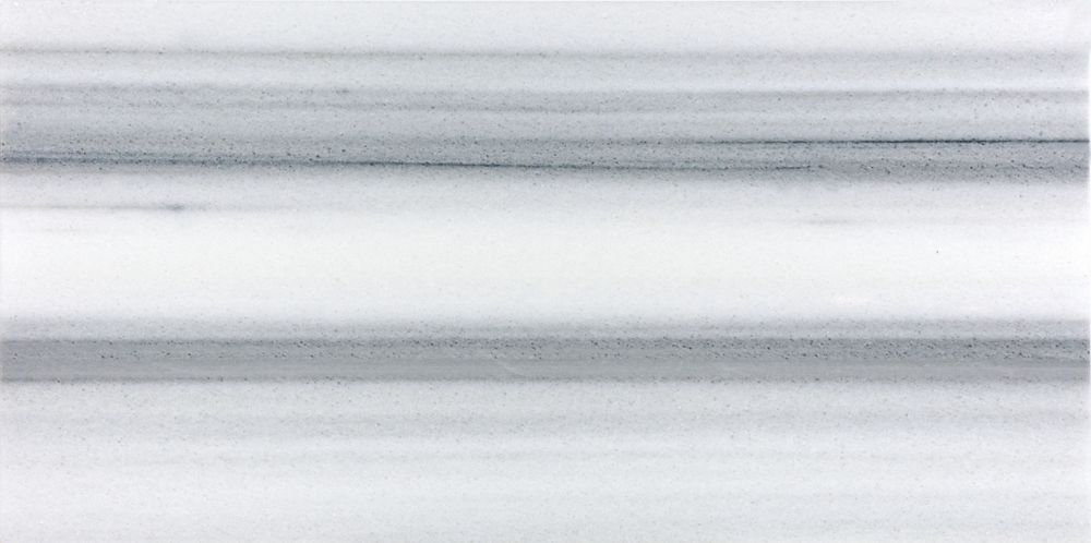 Marbre Fluid poli de 12 po × 24 po -( 8 pi. carré par caisse)