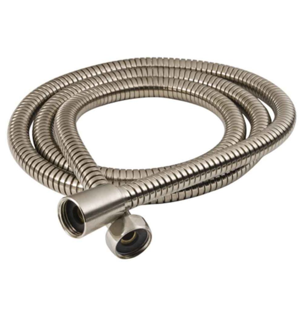 Amarilis 60 Inch Handshower Hose in Satin Nickel