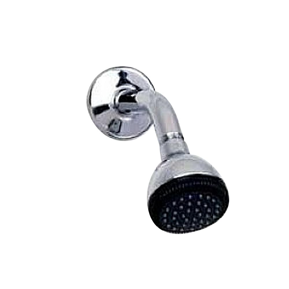 Single-Function 3-inch Easy-Clean Showerhead in Polished Chrome