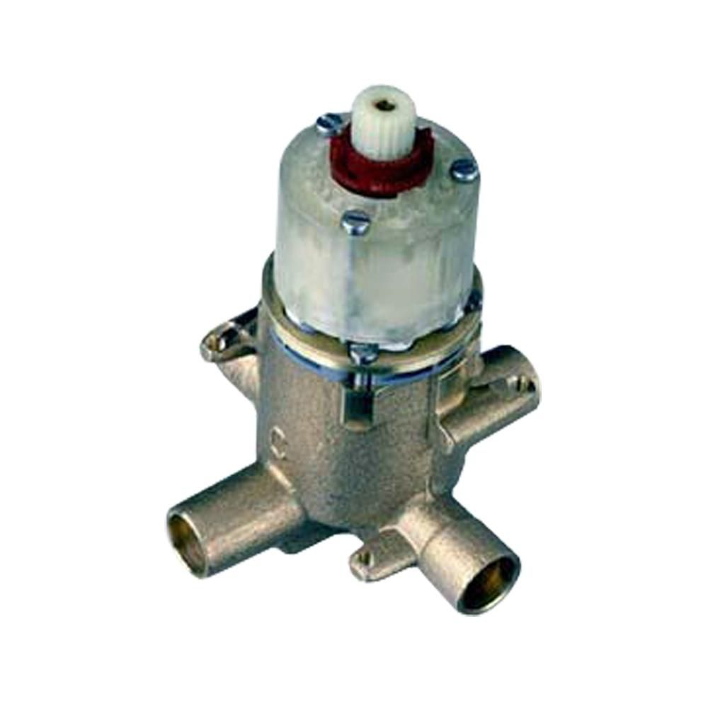 Pressure Balance Rough Cycle Valve Body