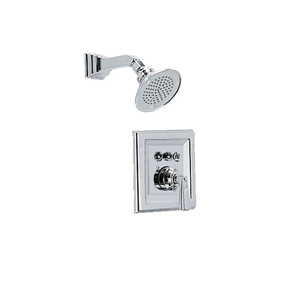 Town Square Shower Faucet in Polished Chrome
