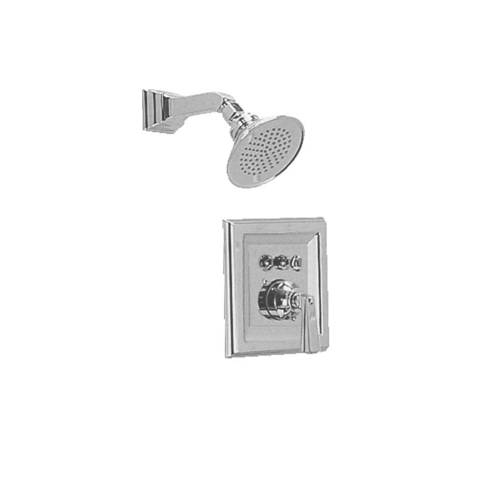 Town Square Shower Faucet in Satin Nickel