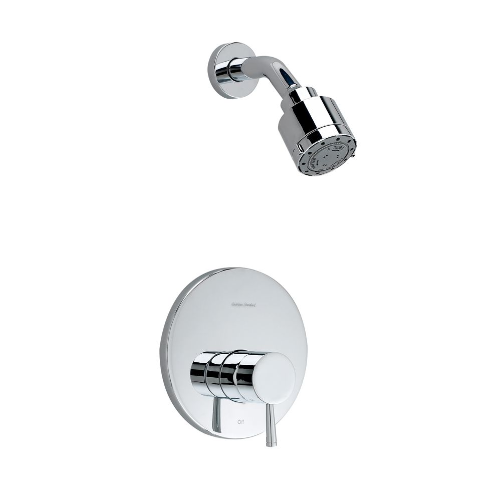 Serin Shower Faucet in Chrome