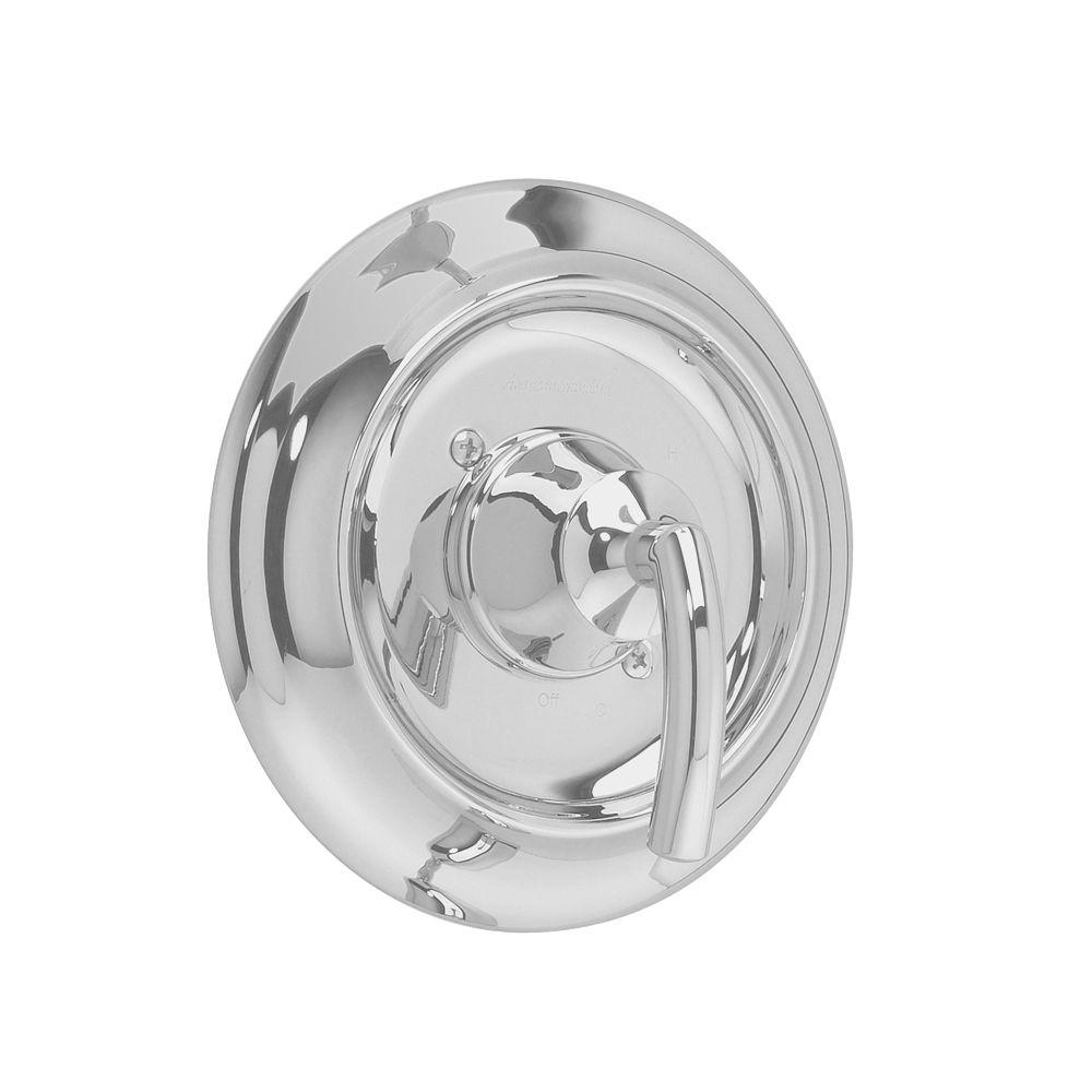 American Standard Tropic Single-Handle Valve Faucet in Satin Nickel