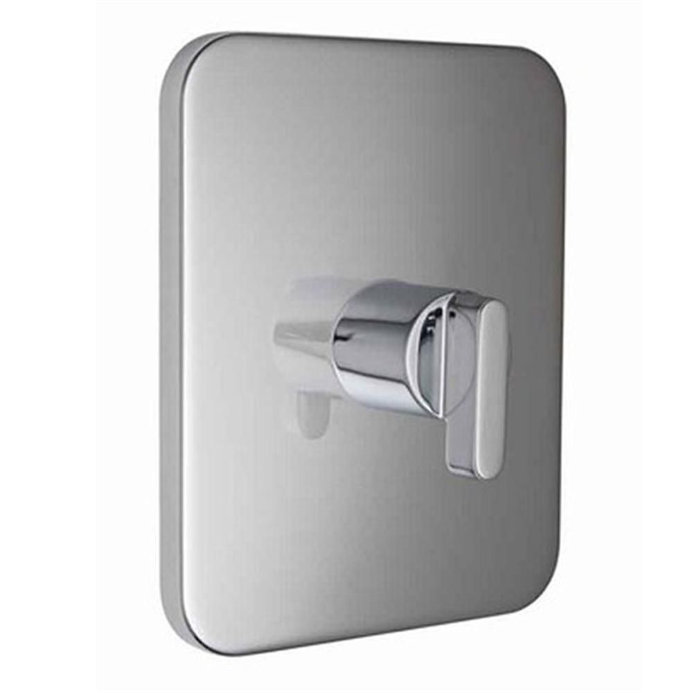Moments 1-Handle Central Thermostatic Valve Trim Kit in Polished Chrome (Valve Not Included) T506.730.002 Canada Discount