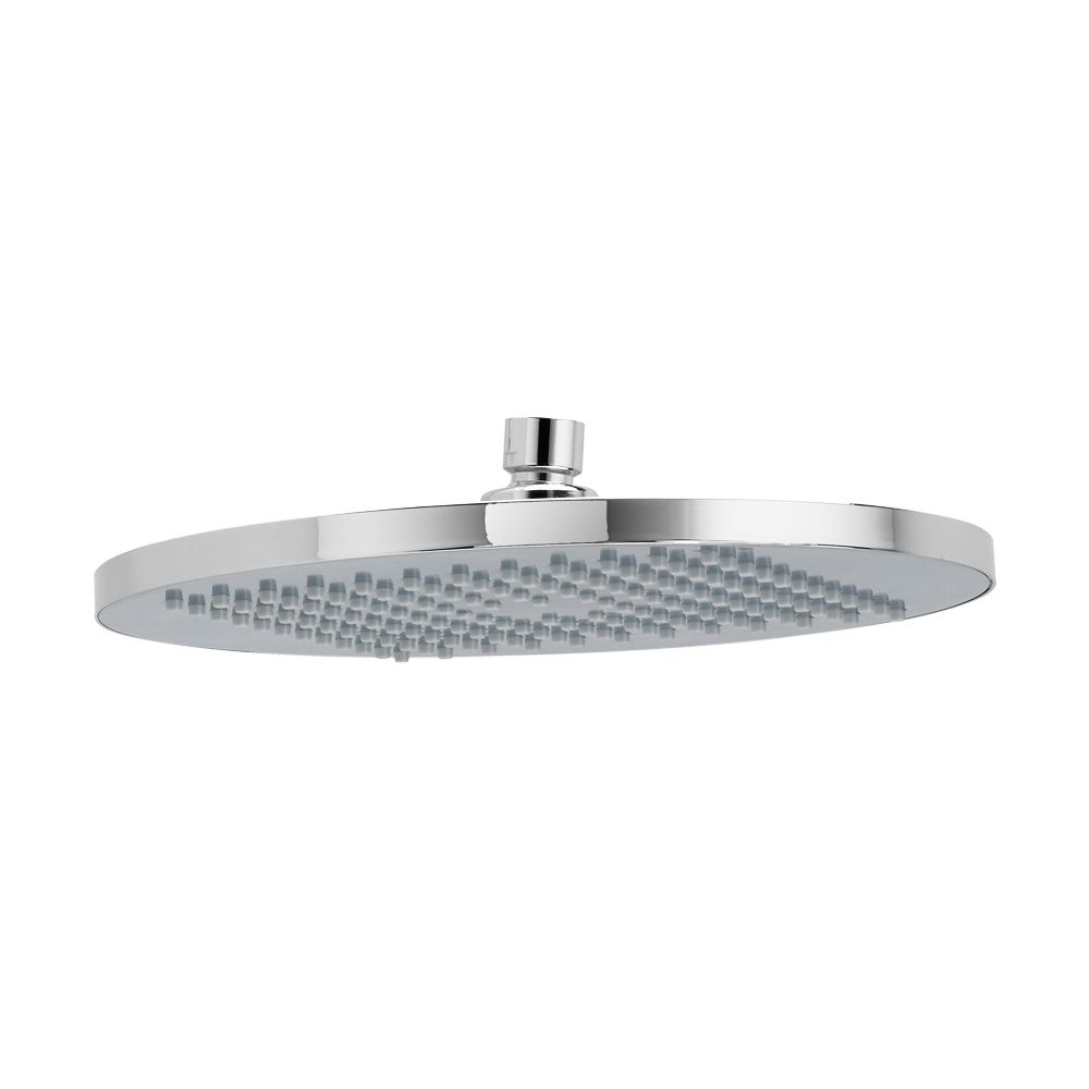 Modern Rain 10-inch Raincan Easy-Clean Showerhead in Polished Chrome