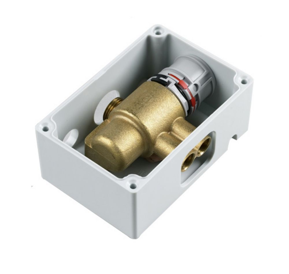 Thermostatic Mixing Valve: American Standard Selectronic Thermostatic Mixing Valve