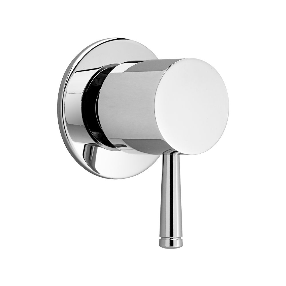 American Standard Single On/Off Volume Control Trim Kit, Metal Knob Handle (Valve Not Included)
