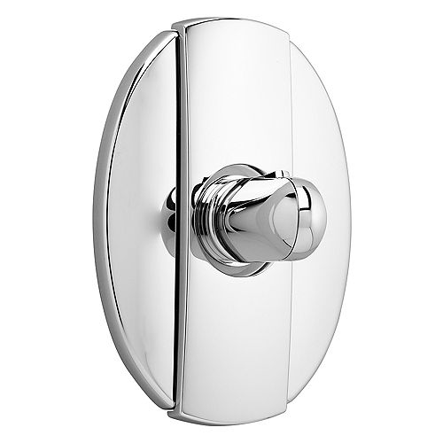 American Standard Ceratherm II Central Theromstat Trim Kit, Metal Knob Handle, Must Order On/Off Volume Control