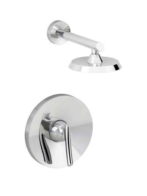 Green Tea Shower Faucet in Chrome