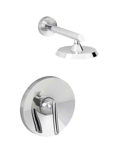 American Standard Green Tea Shower Faucet in Chrome