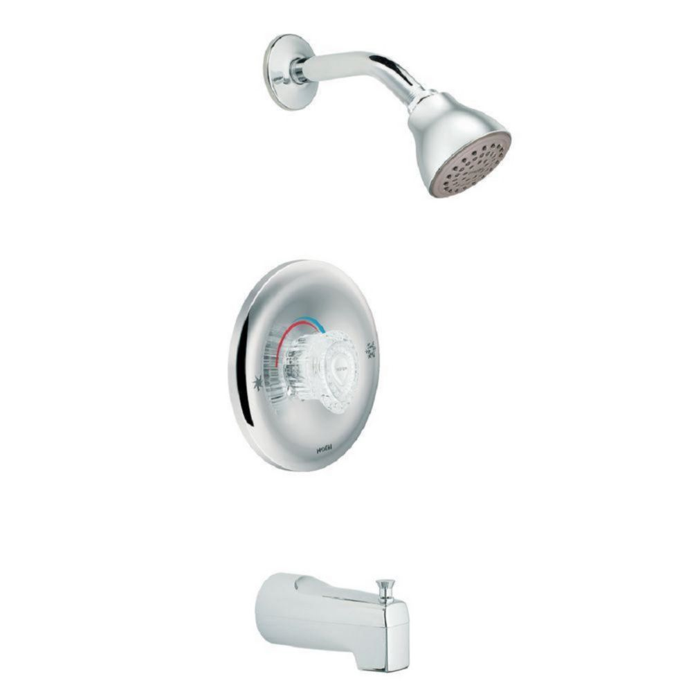 Chateau Posi-Temp Bath/Shower Faucet in Chrome