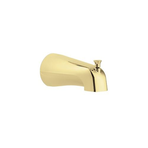 Polished Brass Diverter Spouts