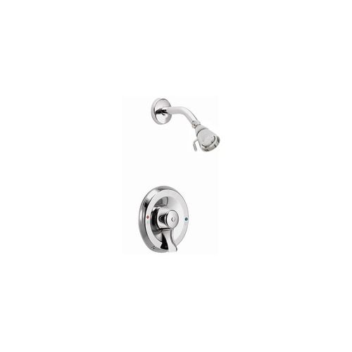 Commercial Posi-Temp Shower Faucet in Chrome