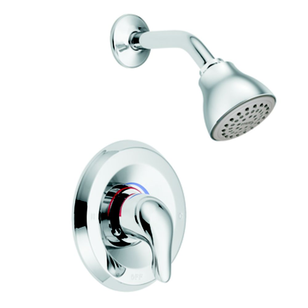 Chateau Posi-Temp Shower Only Faucet Trim (Trim Only) - Chrome Finish