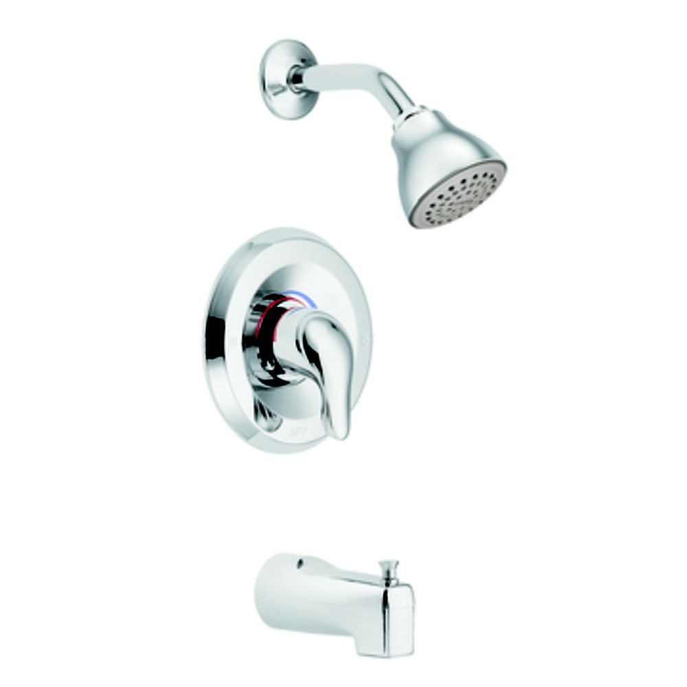Chateau Posi-Temp Bath/Shower Faucet in Chrome