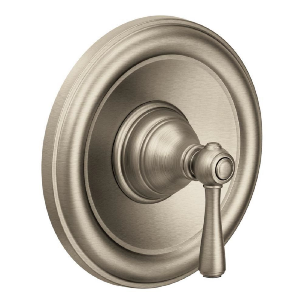 Kingsley Posi-Temp Valve Trim (Trim Only) - Brushed Nickel Finish