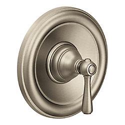 Kingsley Posi-Temp Valve Trim (Trim Only)in Brushed Nickel (Valve Sold Separately)