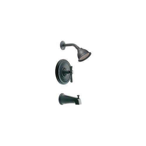 Bath/Shower Faucet in Wrought Iron