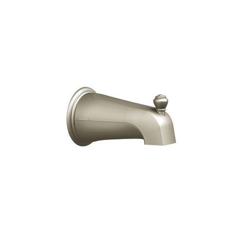 Brushed Nickel Diverter Spouts