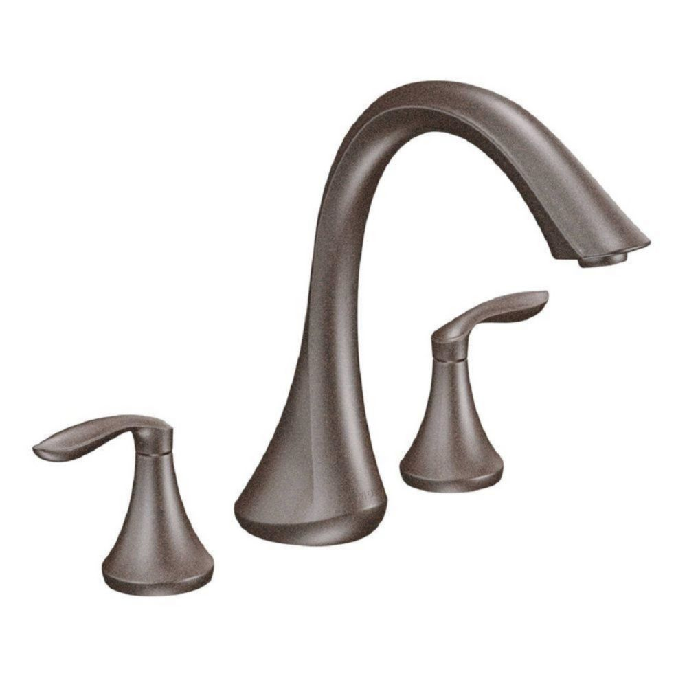 Eva Roman Bath Faucet in Oil-Rubbed Bronze