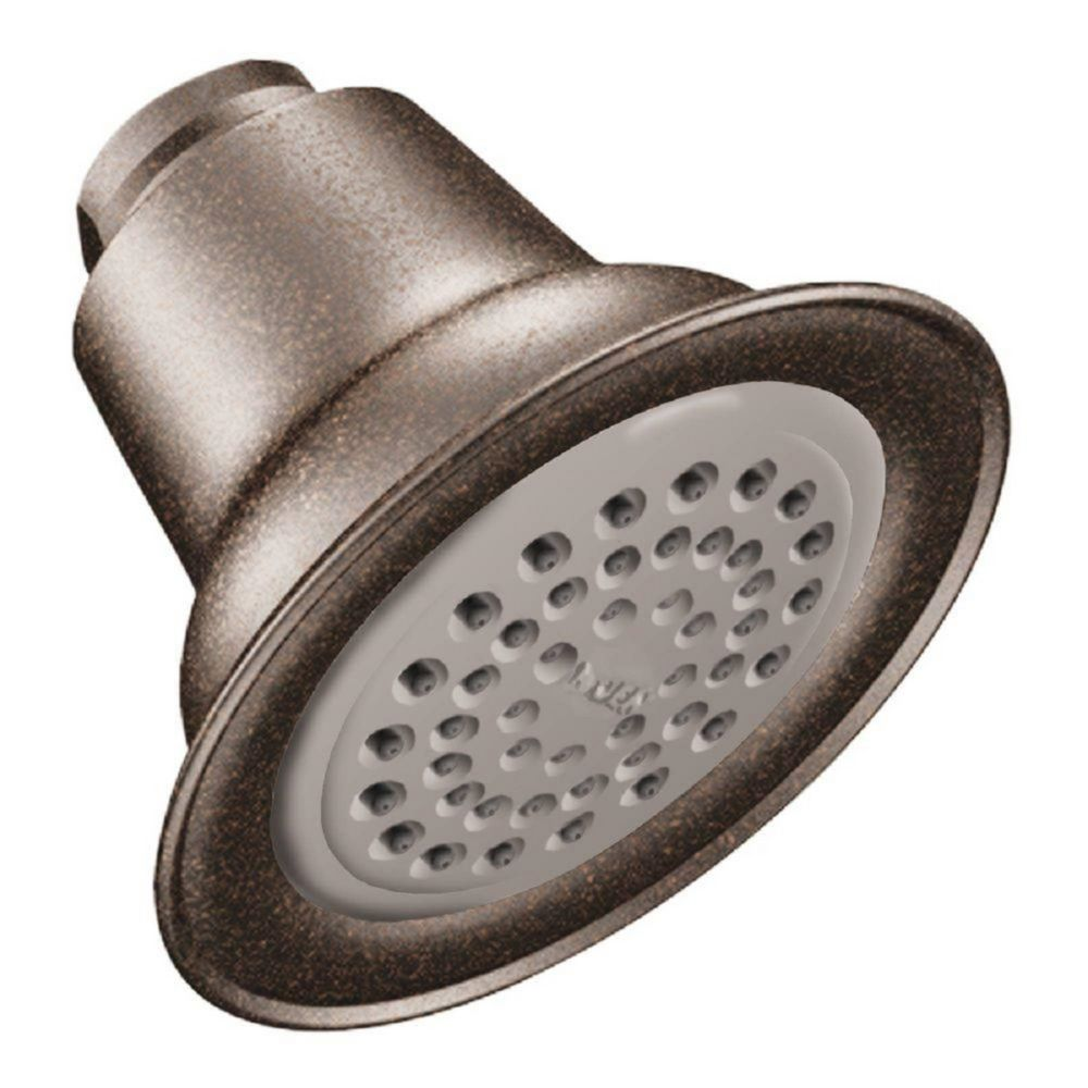 Single-Function Standard Showerhead in Oil-Rubbed Bronze