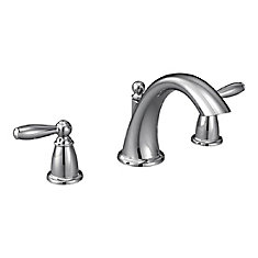 Brantford Roman Bath Faucet in Chrome (Valve Sold Separately)