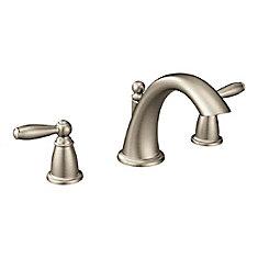Brantford Roman Bath Faucet in Brushed Nickel
