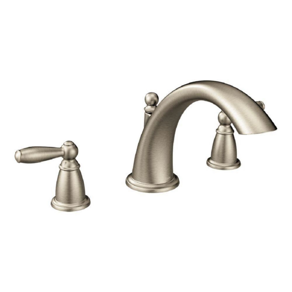 Brantford Roman Bath Faucet in Brushed Nickel