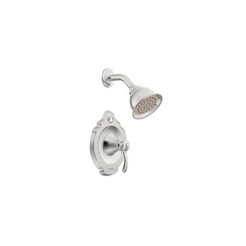 Vestige - Robinet de douche/baignoire avec garniture (garniture seul.) - fini chrome