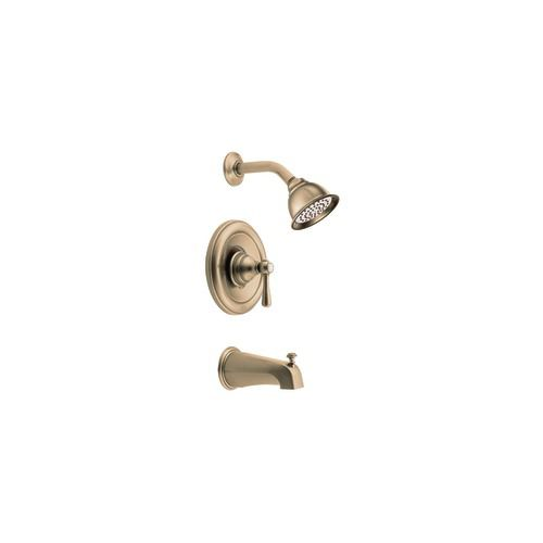 Kingsley Posi-Temp Bath/Shower Faucet in Antique Bronze