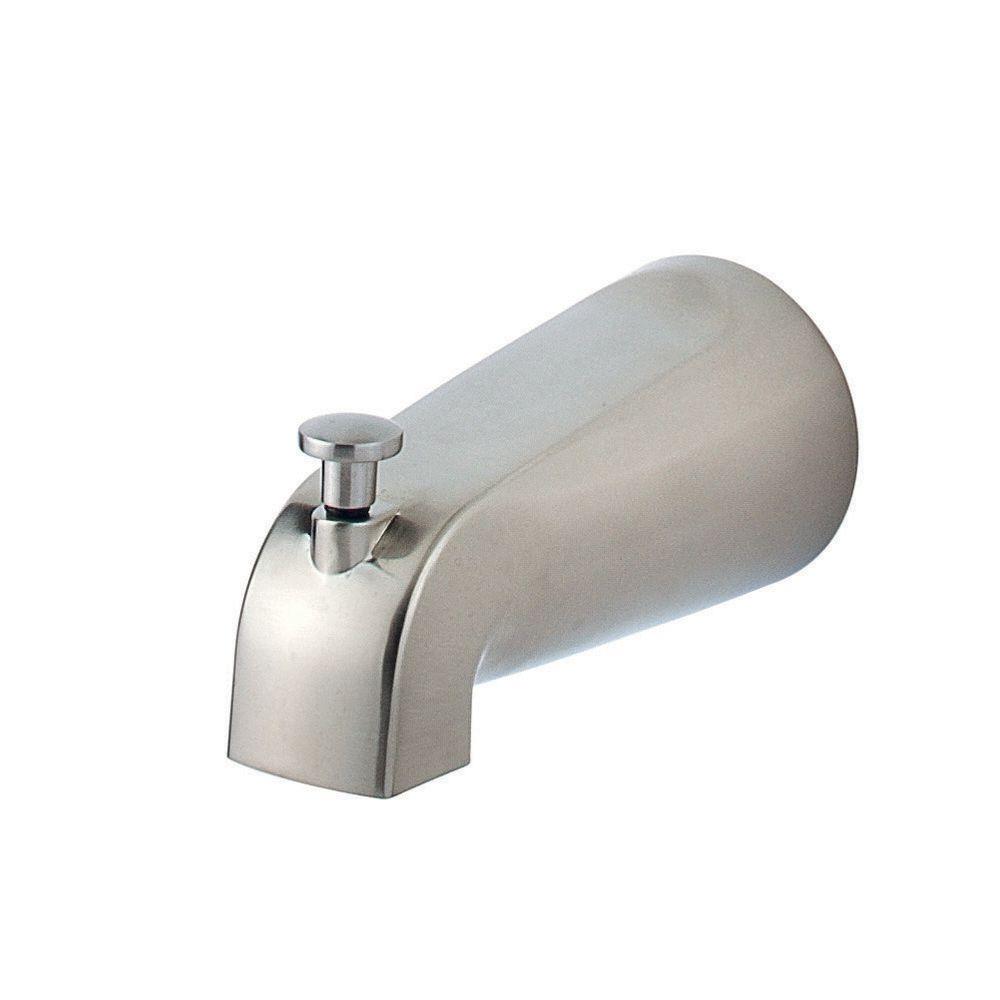 bathtub spout with shower connection 28 images danco 5 quot chrome tub spout with diverter. Black Bedroom Furniture Sets. Home Design Ideas