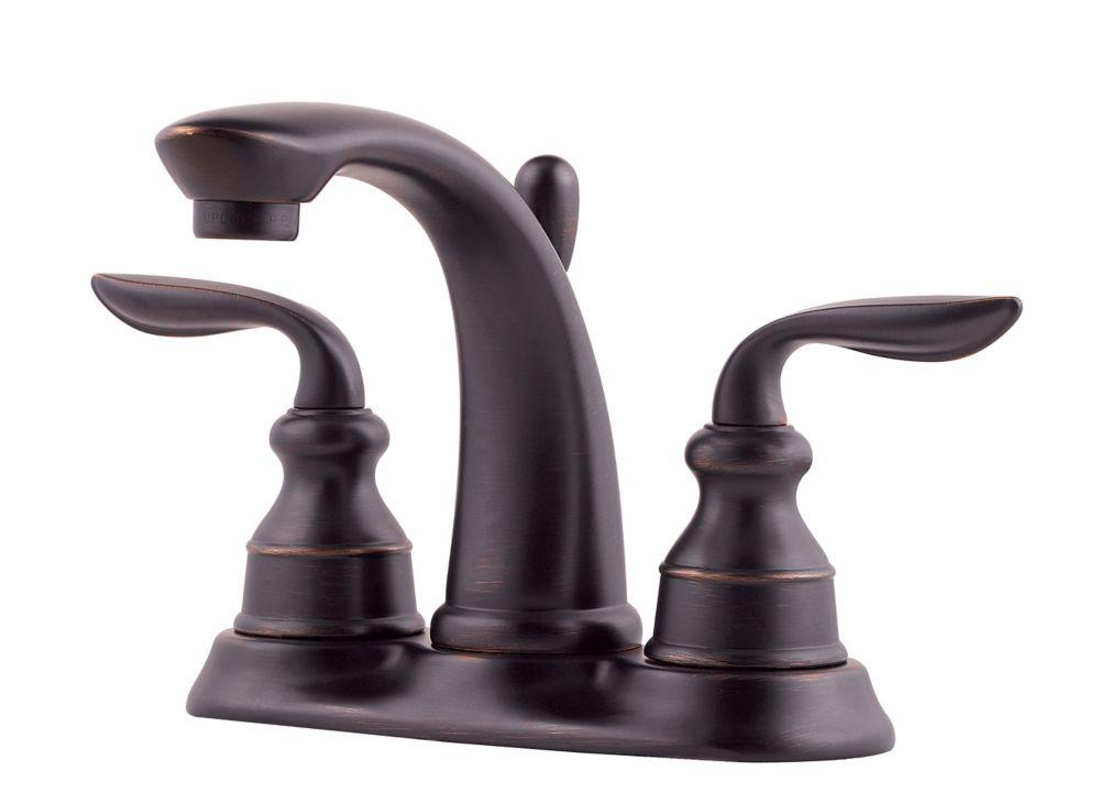 Pfister robinetterie pour salle de bains de 4 po sans for Robinetterie antique pour salle de bain