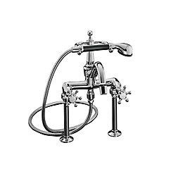 KOHLER Robinet de baignoire Antique avec poignées à six broches